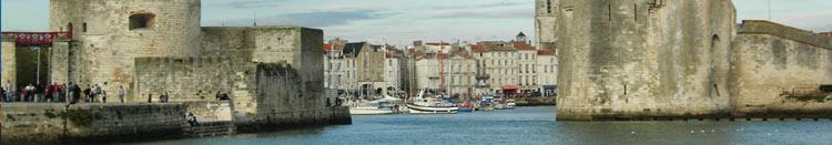 Photo : port de La Rochelle